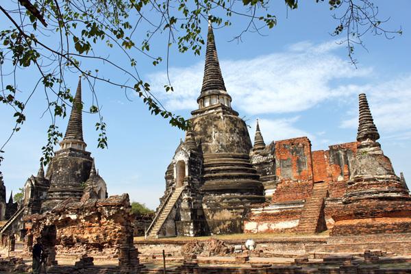 Ayutthaya_WatPhraSiSanphe